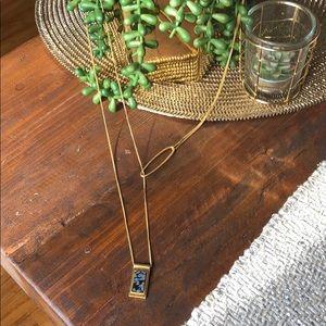 MADEWELL Asymmetrical Necklace